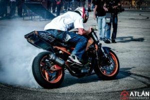 Stunt Riding Inspiracion Metalica