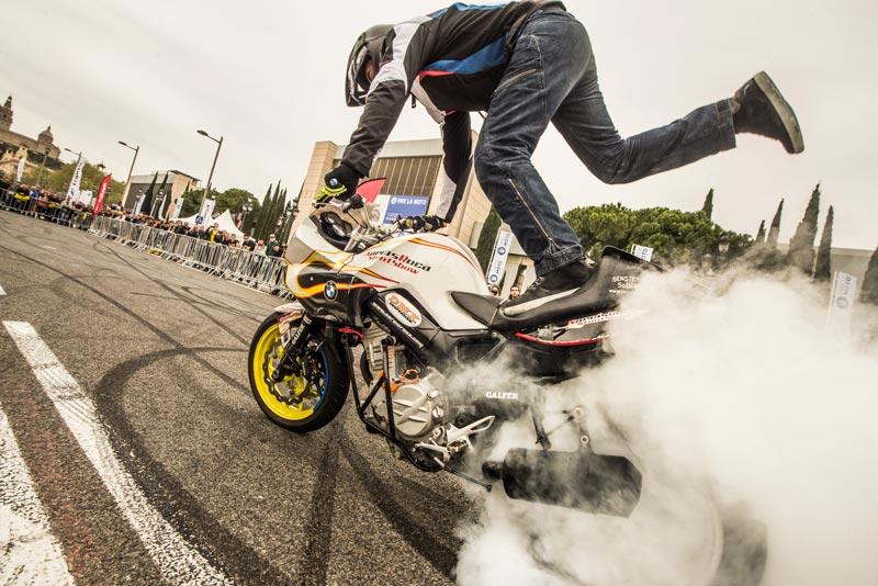 Piloto catalán Stunt
