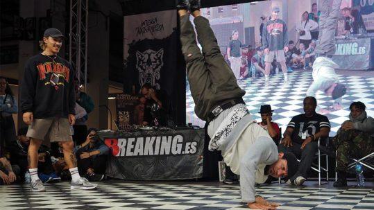 Breaking en Baum Fest 2019