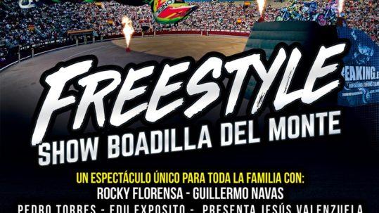 Freestyle Boadilla del Monte