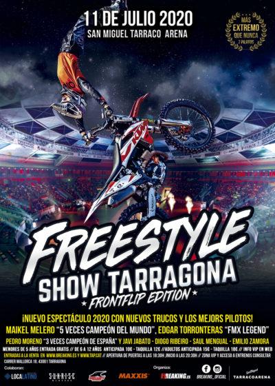 Freestyle Show tarragona